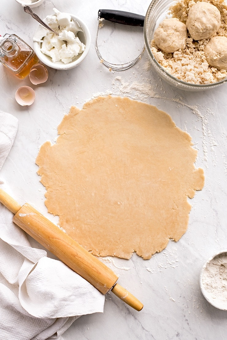 Perfect Pie Crust 6765 Web - Foolproof Pie Crust #MyVintageRecipe