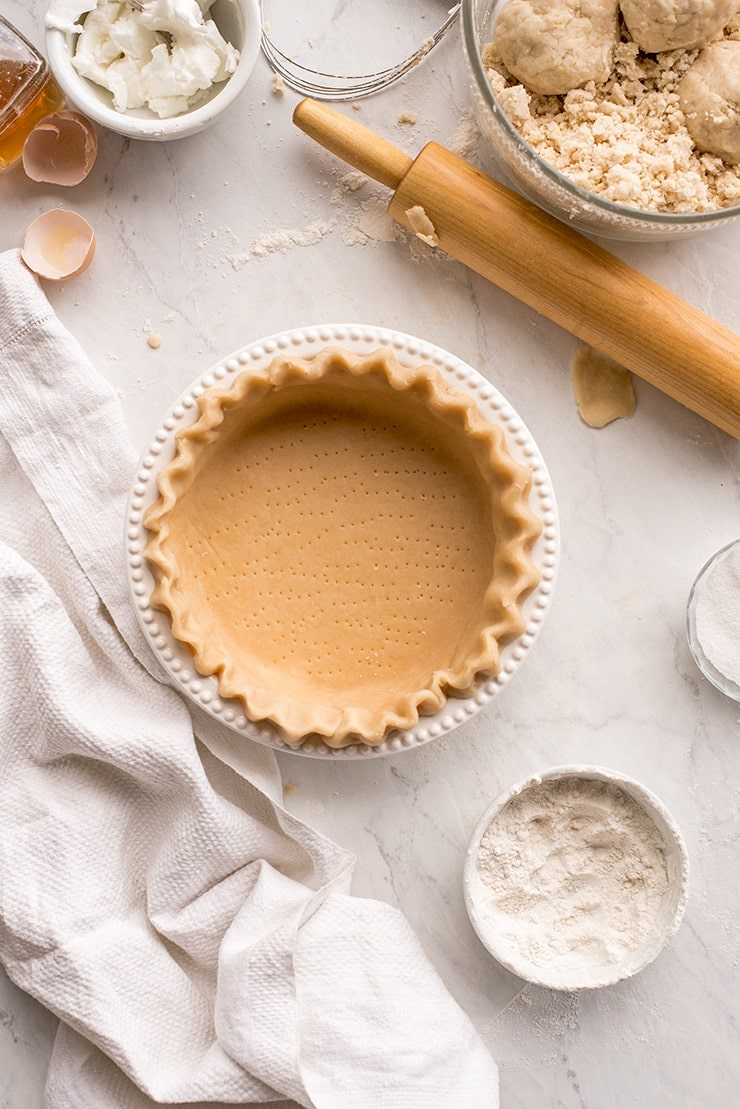 Perfect Pie Crust 6814 Web - Foolproof Pie Crust #MyVintageRecipe