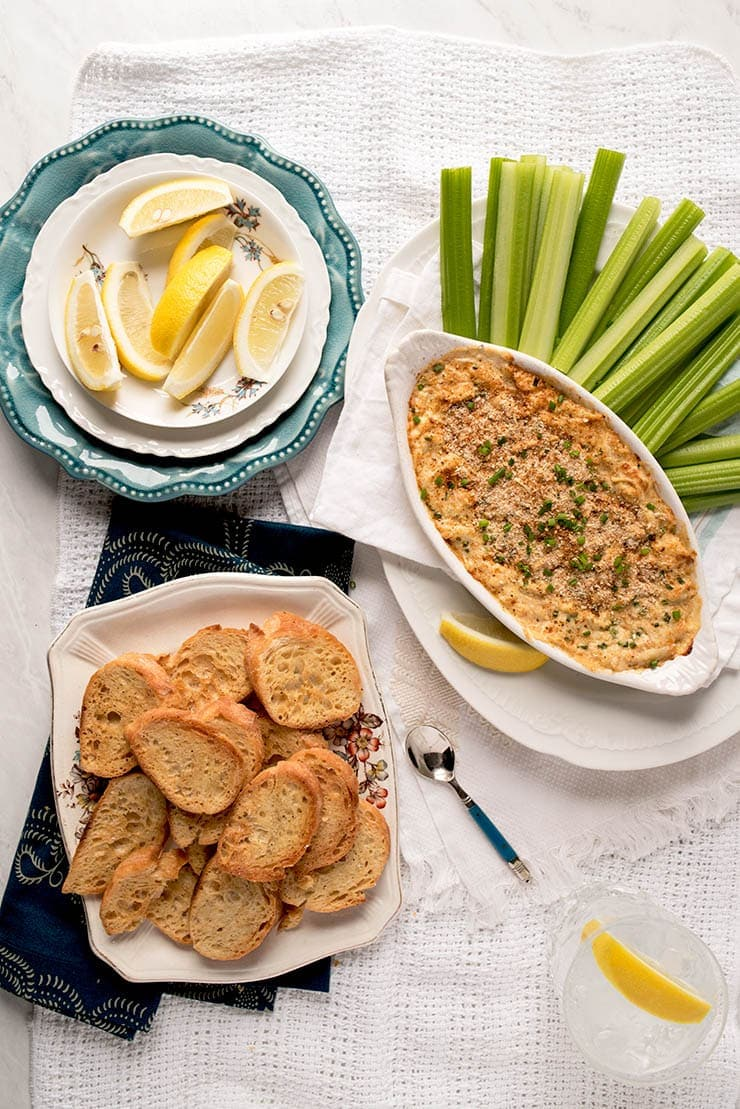 Crab Dip 7878 Web - Outstanding Hot Crab Dip -An Unbelievably Easy Recipe!