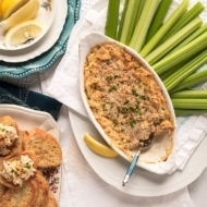 Outstanding Hot Crab Dip -An Unbelievably Easy Recipe!