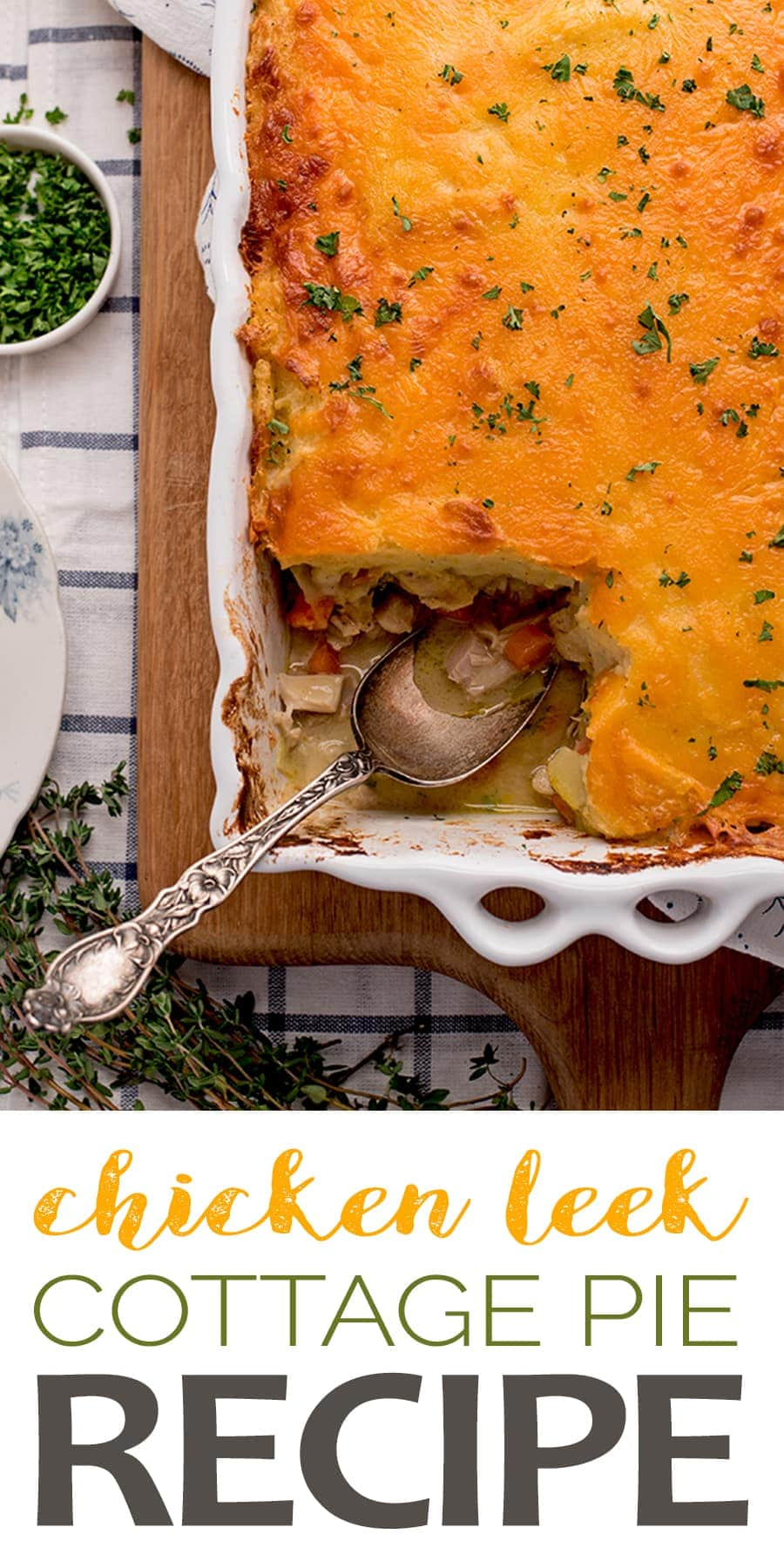 cottage pie pin