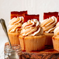 DSC 1001 2 Web 200x200 - Maple Bacon Cupcakes