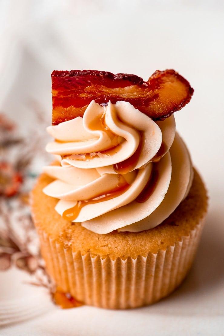 Maple Bacon Cupcakes 0834 3 Web - Maple Bacon Cupcakes