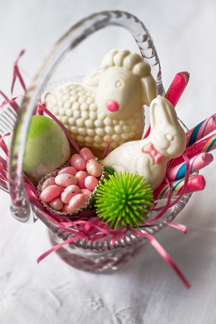 Easter Baskets 4086 Web - Vintage Easter Basket Ideas and Tips