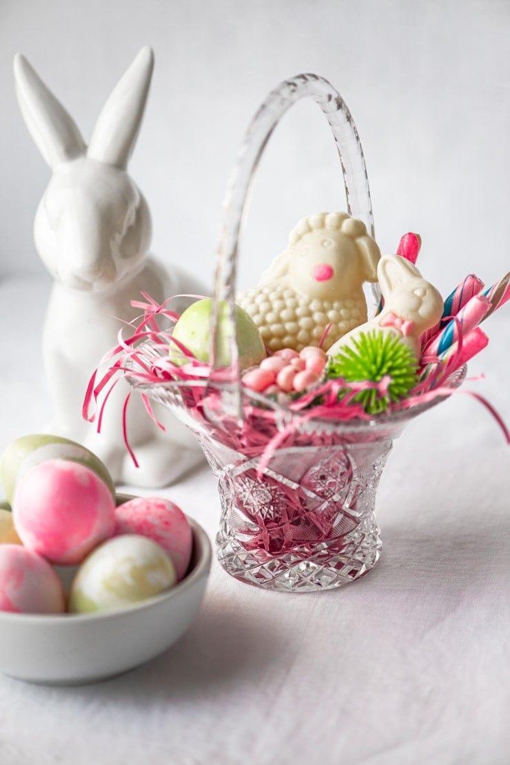 Easter Baskets 4112 Web - Vintage Easter Basket Ideas and Tips