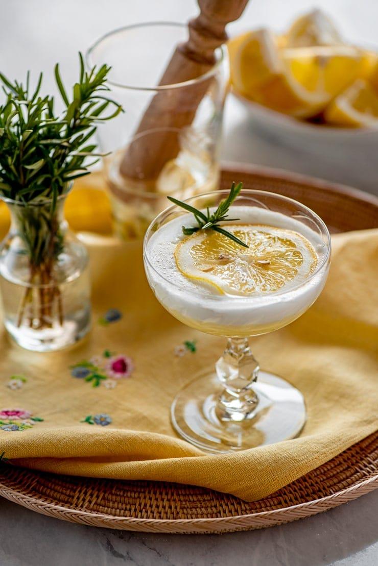Rosemary Lemon Vodka Fizz 4860 Web - Rosemary Lemon Vodka Fizz