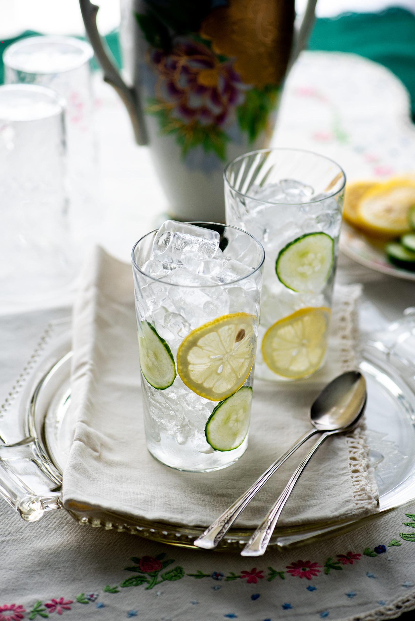 Cucumber Lemonade 7509 2000px scaled - Refreshing Summertime Cucumber Lemonade