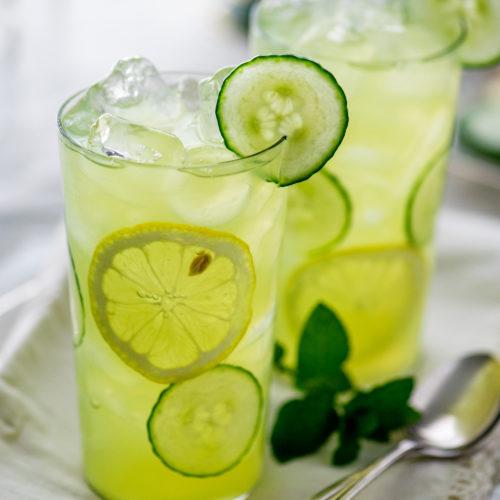 Cucumber Lemonade 7560 2000px 500x500 - Refreshing Summertime Cucumber Lemonade