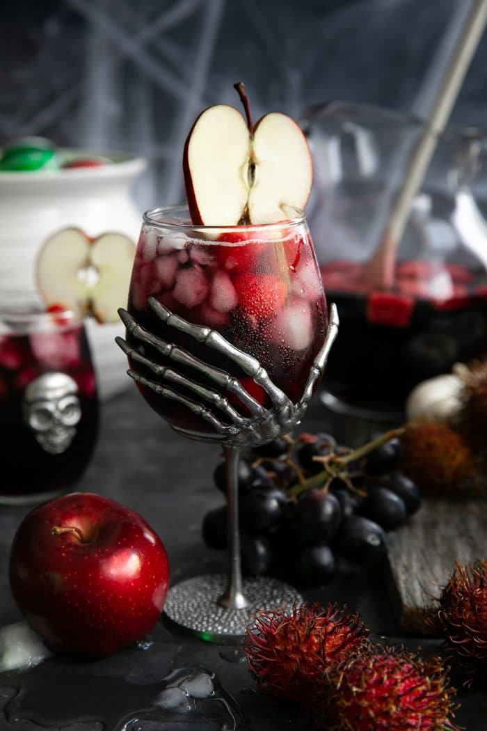 Coco Cola Halloween 7 700x1050 1 - Ghoulishly Good! Halloween Party Recipes and Ideas