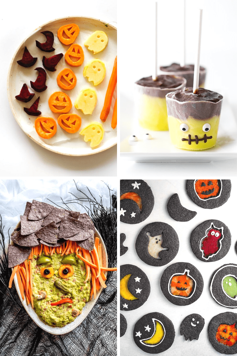Ghoulishly Good Halloween Party Recipes and Ideas - Ghoulishly Good! Halloween Party Recipes and Ideas