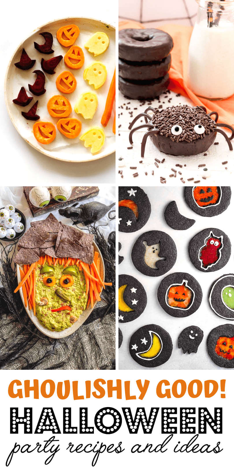Ghoulishly Good - Ghoulishly Good! Halloween Party Recipes and Ideas