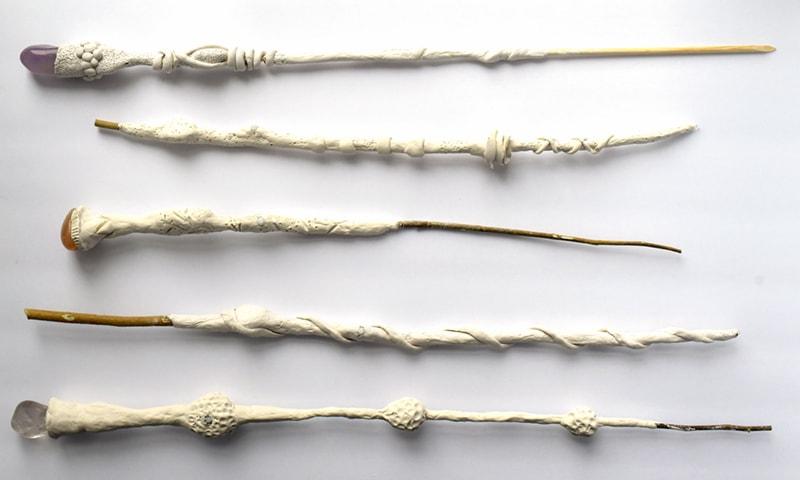 Harry Potter 4588 800 - DIY Harry Potter Wands