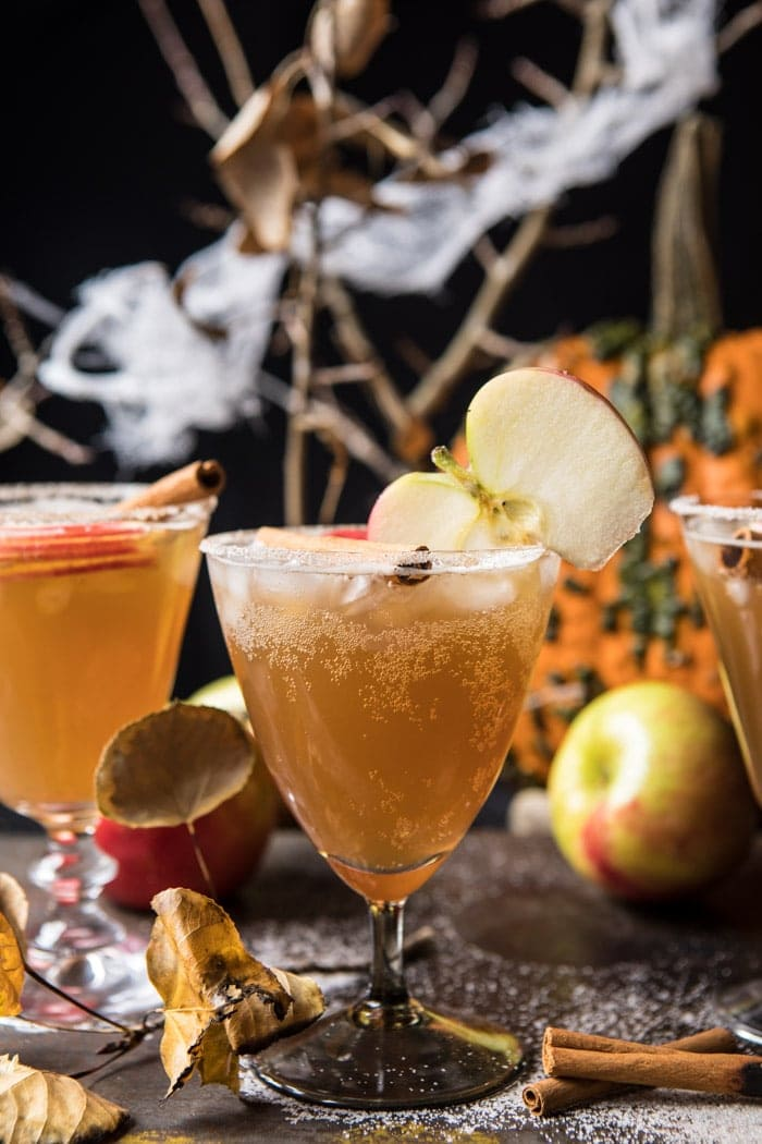 Haunted Orchard Cocktail 1 - Ghoulishly Good! Halloween Party Recipes and Ideas