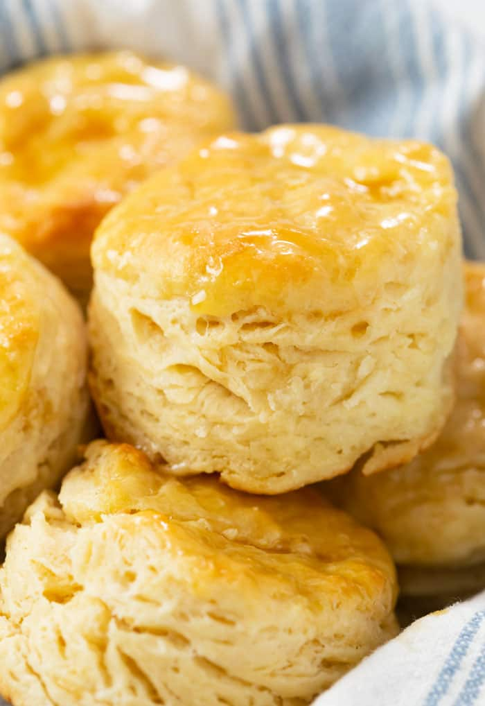 Buttermilk Biscuit Recipe - Mouthwatering Thanksgiving Menu Ideas