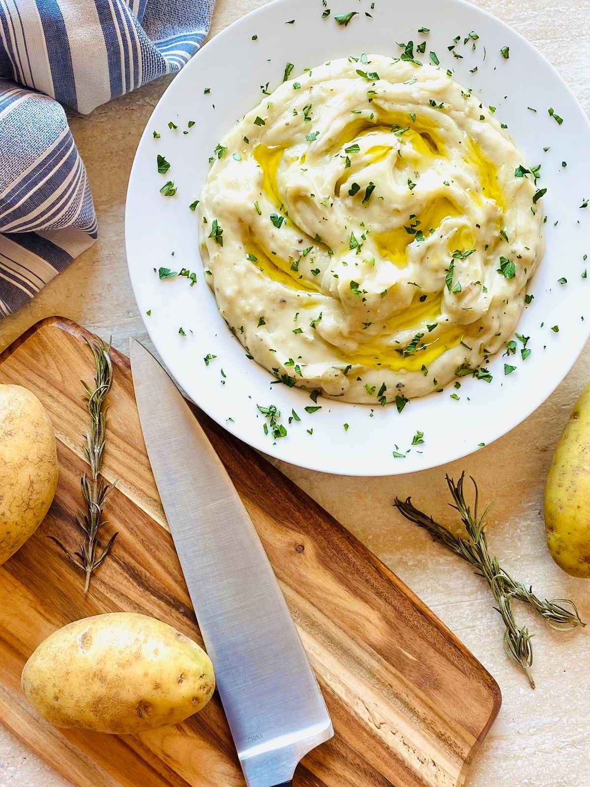 best whole30 mashed potatoes - Mouthwatering Thanksgiving Menu Ideas