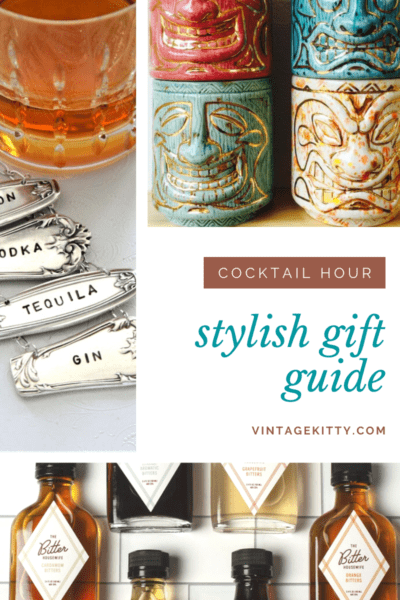 Cocktail Gifts 1 400x600 - Vintage Kitty - Domestic Bliss with a Modern Twist