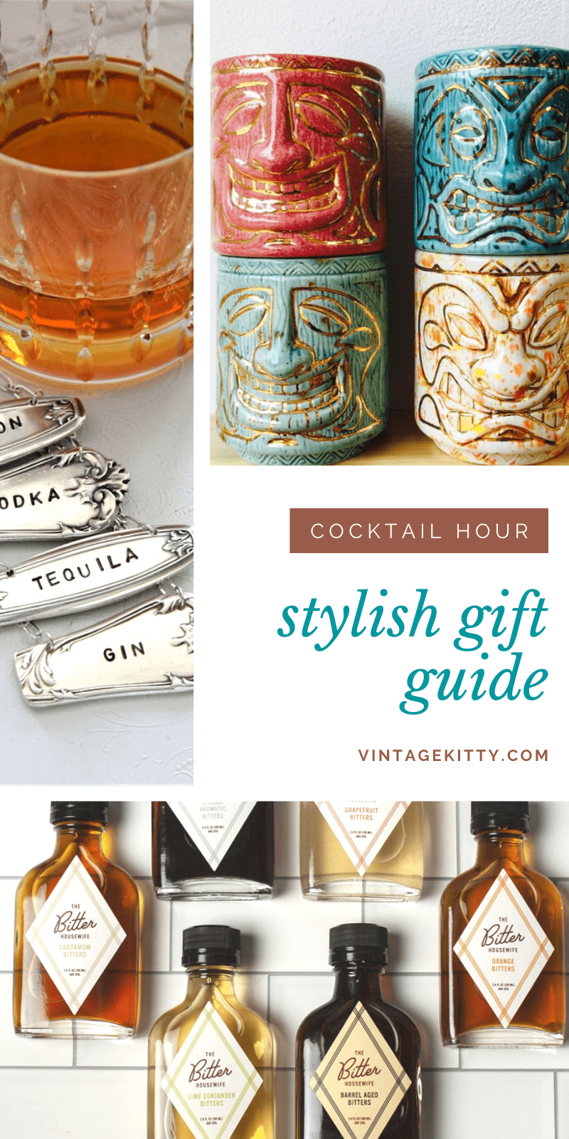 Cocktail Gifts 1 - Stylish Cocktail Gifts for the Home Bar